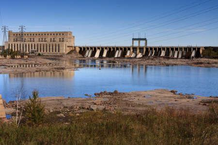 7 sisters dam an Pinawa Manitoba