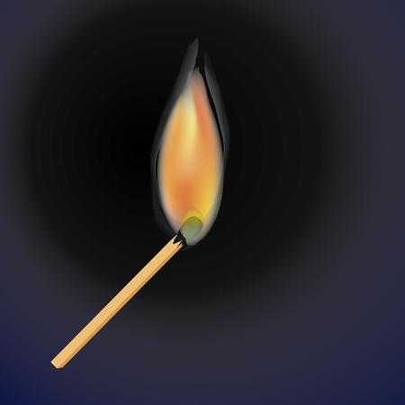 match: Match Illustration
