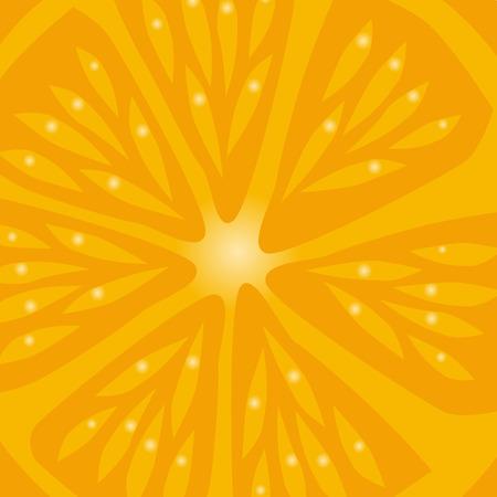 healty eating: orange