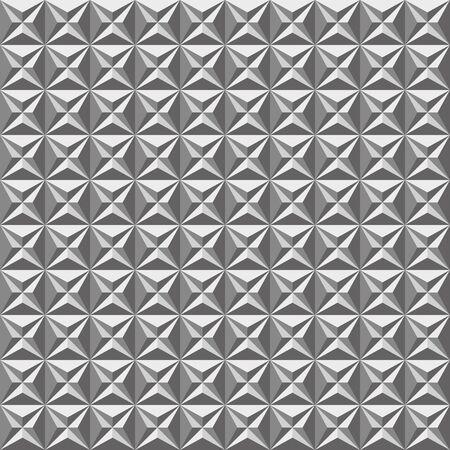 white tile: Seamless black and white tile pattern star Illustration