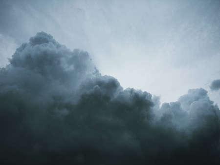 dark: Cloud of storm