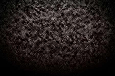 Black dark leather background or texture Stock Photo - 18553066