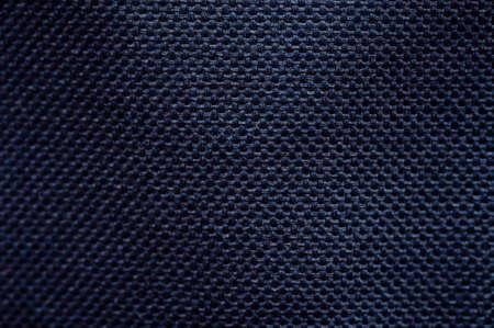 Navy blue background of fibre texture photo