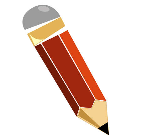 red pencil: red pencil