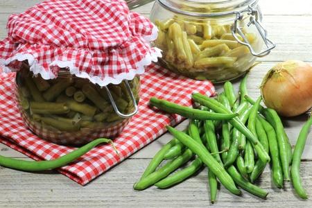 ejotes: Inicio enlatado frijoles verdes