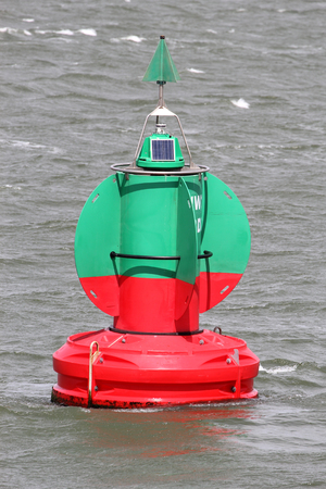 starboard: lateral buoy at Fairway