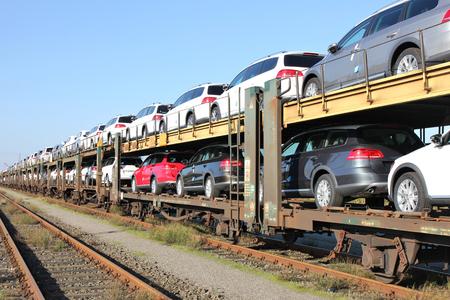 車と車運車