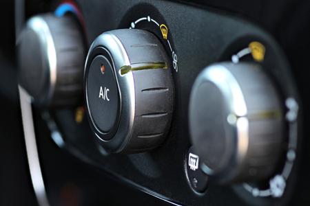 air condition inside car Фото со стока