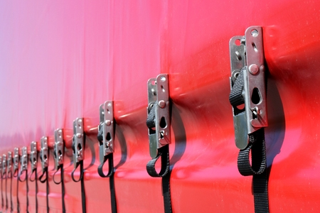 lashing: curtain side trailer