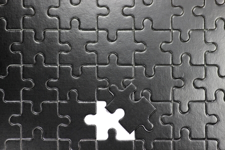 missing piece: missing piece of jigsaw puzzle