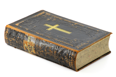 curator: old bible