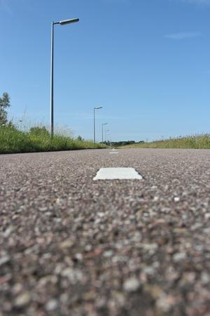 cycleway: asphalted cycleway