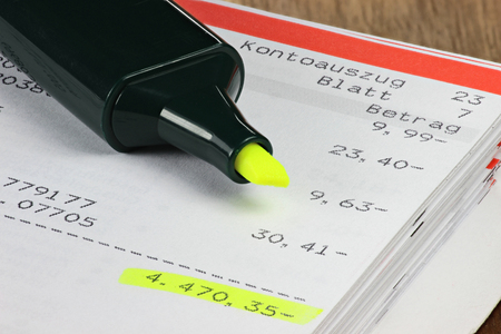 contabilidad en la que la corriente menos grande