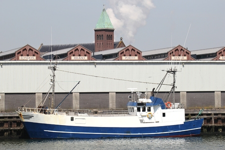 fishing vessel Stock Photo