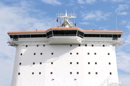 superstructure: ro-ro passenger ferry