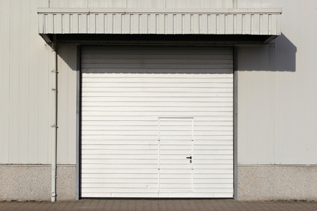 sectional door: sectional door