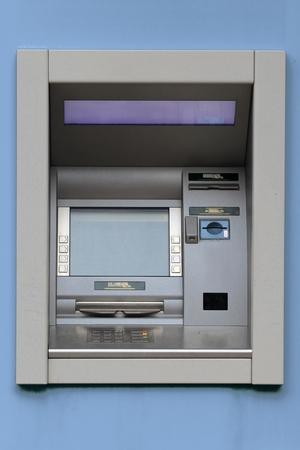 bankomat: cash dispensing machine