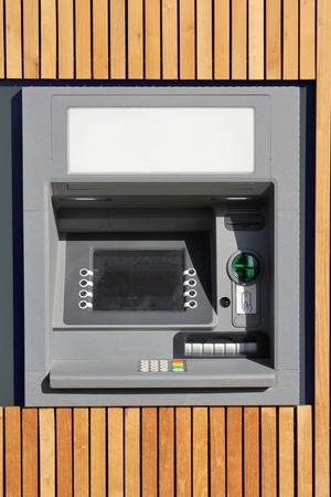 cashpoint: cash dispensing machine