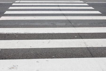 crosswalk: paso de peatones