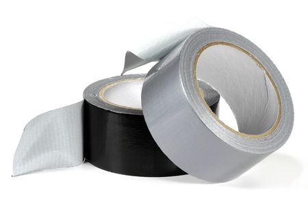 duct: duct tape isolated on white background