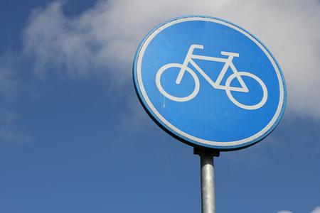 cycles: Holand�s se�al de tr�fico: ruta por solo ciclos de pedal