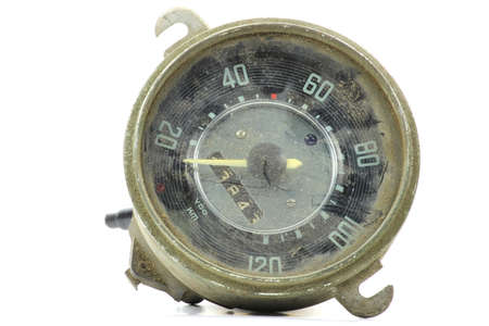 dismantle: spare part speedometer for classic car