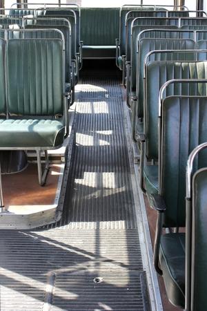 motorbus: inside a classic public service vehicle