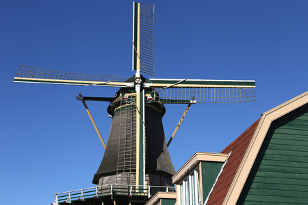 gristmill: Dutch windmill