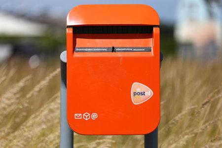 PostNL mailbox Editorial