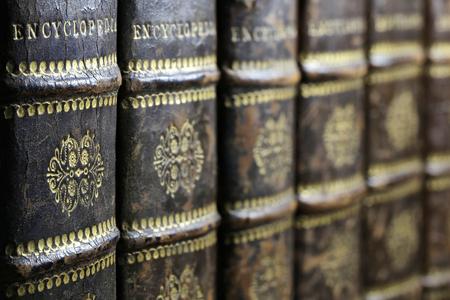 libros de enciclopedia de principios del siglo 19