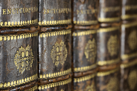 compendium: encyclopedia books from the early 19th century