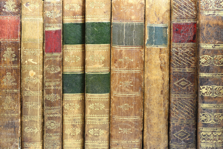 antique books for background use