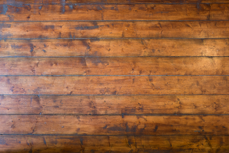 parquet flooring: parquet flooring in the hallway of an old house for background use