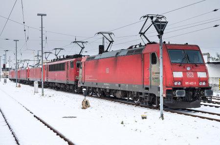 DB electric locomotives Editorial
