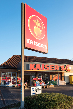 Kaiser supermarket. Kaiser is a German supermarket chain owned by the Tengelmann Group but is silent in process of sale to the EDEKA Group.