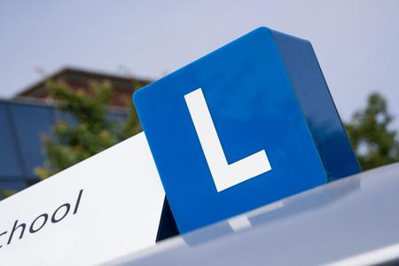 Nederlandse Rijschool Autodakbord