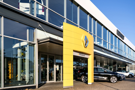 Renault dealer. Renault is known for its role in motor sport, particularly rallying, Formula 1 and Formula E. Editorial