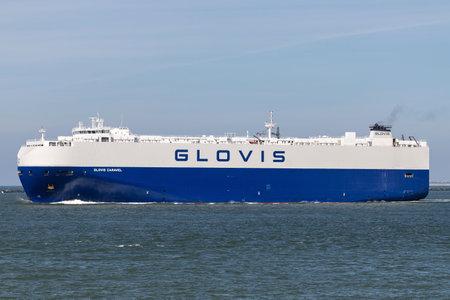 GLOVIS CARAVEL oubound Rotterdam. Hyundai Glovis is a logistics company headquartered in Seoul, Korea and part of the Hyundai Kia Automotive Group.