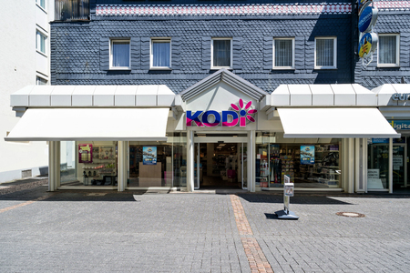 Kodi branch. Kodi is a German discount household supply store chain with over 200 stores, mainly in North Rhine-Westphalia.