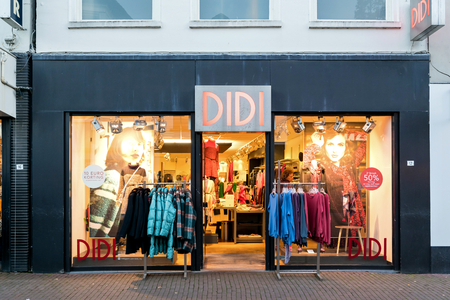 Didi shop. Didi is a Dutch clothing retailer for women. Éditoriale