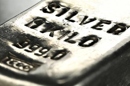 1 kilo 999 fine silver bar