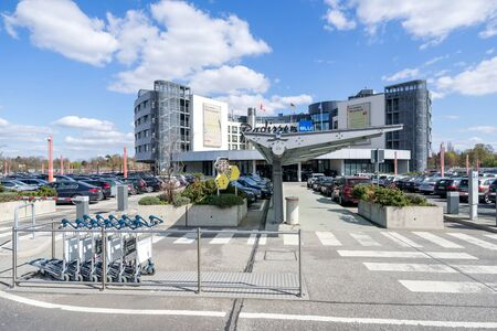 Radisson Blu Hamburg Airport hotel. Radisson Blu is an upscale international chain of full service hotels and resorts.
