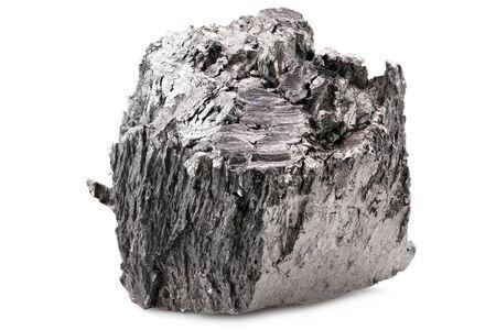 99.95% fine terbium isolated on white background