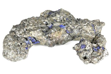 cobalt isolated on white background