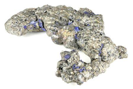 cobalt isolated on white background