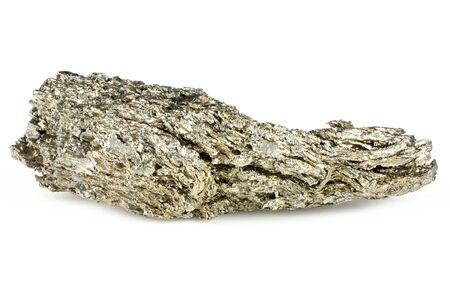 99.9% fine samarium isolated on white background