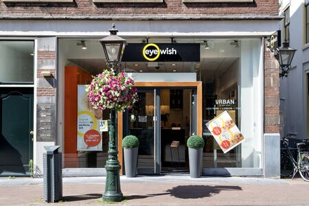 Eye Wish optician in Leiden, Netherlands. Eye Wish is a brand of GrandVision, a global leader in optical retail with operations in 44 different countries.