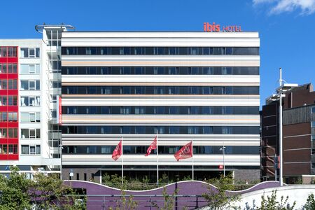 ibis Leiden Centre Hotel in the Netherlands. ibis is an international hotel chain owned by AccorHotels with over 1,000 facilities worldwide.