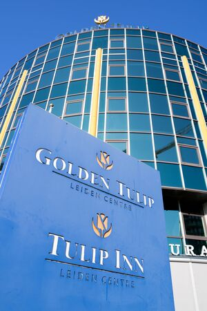 Golden Tulip Leiden Centre Hotel in the Netherlands. Golden Tulip Inn is a 4 star hotel brand of French Groupe du Louvre.