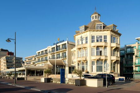 Golden Tulip Noordwijk Beach Hotel in the Netherlands. Golden Tulip Inn is a 4 star hotel brand of French Groupe du Louvre. Redakční